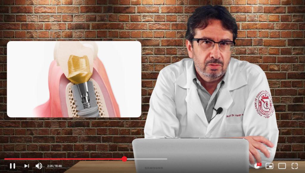 Prof. Dr. Valdir Muglia | Cursos e Especialização em Implantodontia